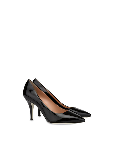 Pump in vernice Annabelle NERO