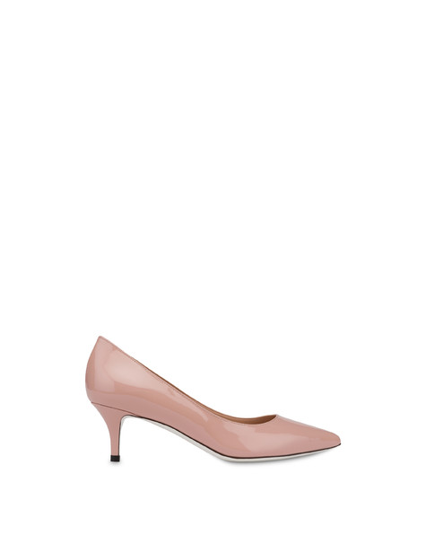 Annabelle patent leather pump QUARTZ