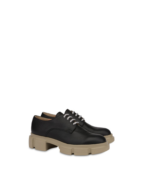 Rocky Coast calfskin derby BLACK