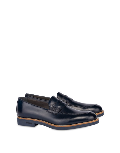 Corinto calfskin loafers MEDITERRANEAN