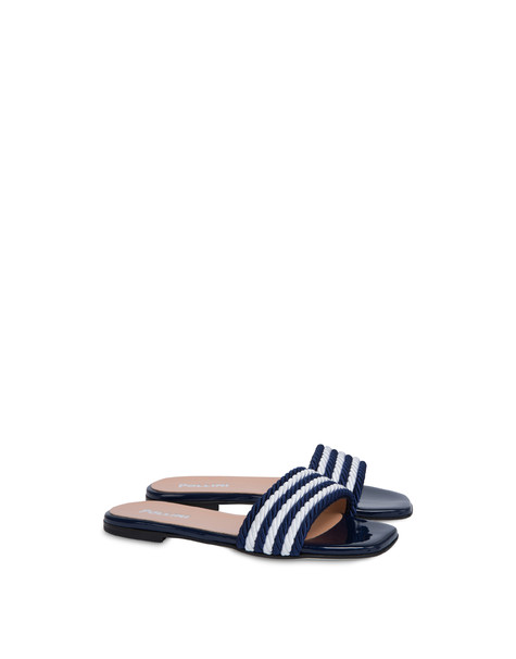 Rope On Rope flat sandals MEDITERRANEAN-WHITE