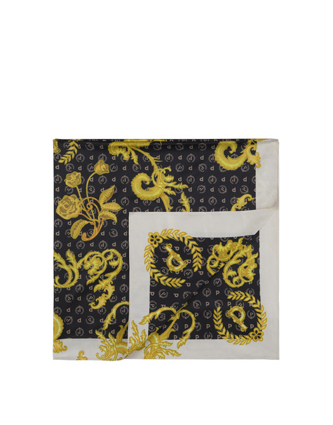 Foulard Heritage Queen For A Day NERO/AVORIO