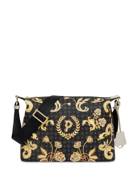 Heritage Queen For A Day hobo bag BLACK/IVORY
