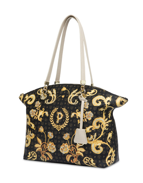 Heritage Queen For A Day tote bag BLACK/IVORY