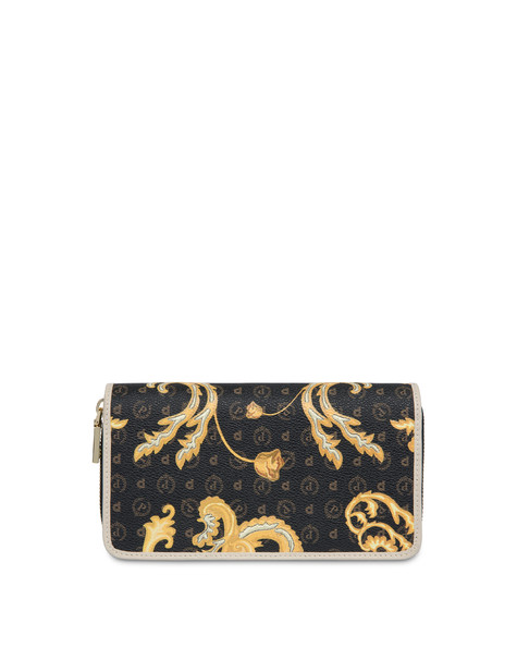 Heritage Queen For A Day pouch wallet BLACK/IVORY