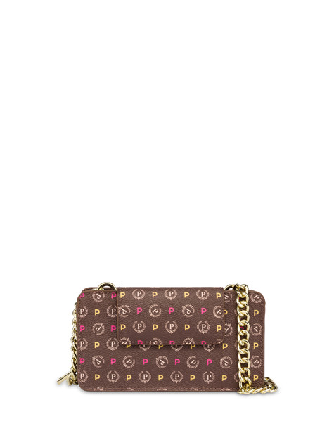 Clutch porta cellulare Heritage MULTICOLOR/MARRONE
