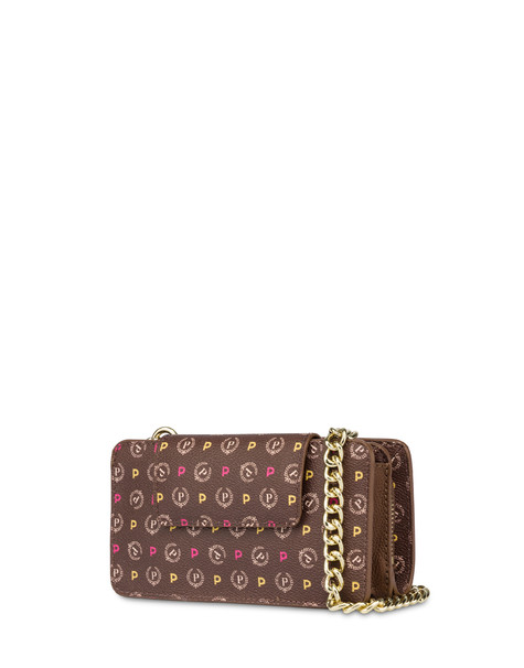 Heritage cell phone clutch bag MULTICOLOUR/BROWN