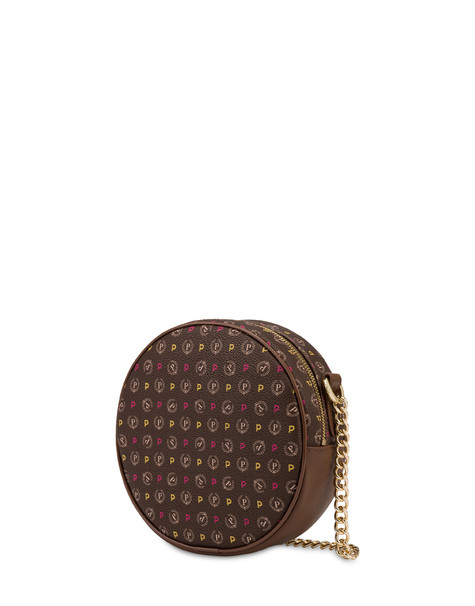 Round bag Heritage MULTICOLOR/MARRONE