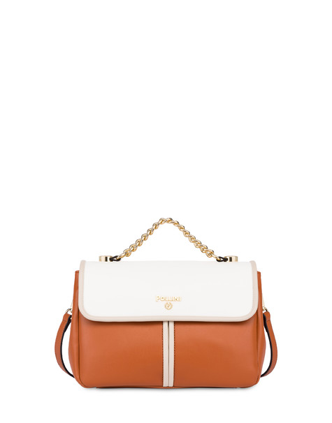 Naxos shoulder bag HIDE/WHITE/IVORY