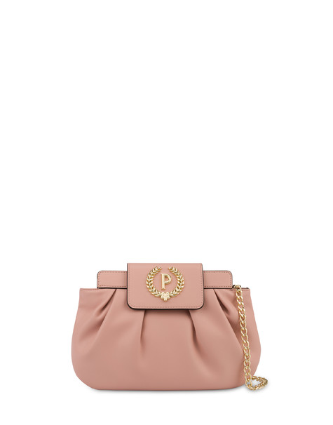 Andromeda soft clutch bag NUDE