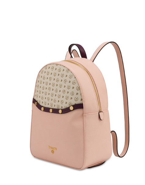 Margarita studded backpack NUDE/BORDEAUX/IVORY