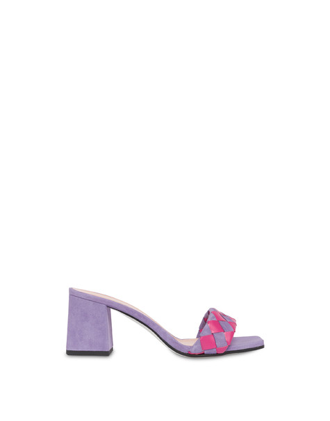 The Queen Of Chess sandals LAVENDER/FUCHSIA