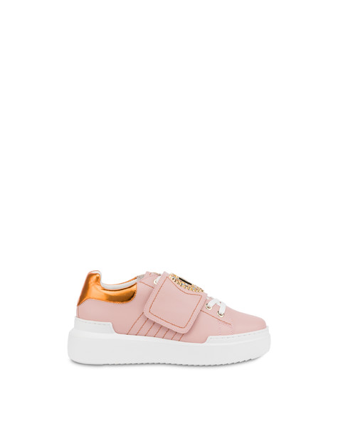 Diamond Carrie sneakers QUARTZ/ORANGE