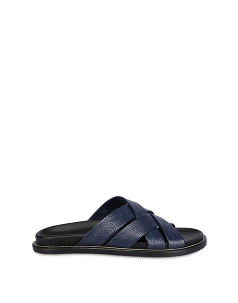Saint Tropez calfskin sandals MEDITERRANEAN
