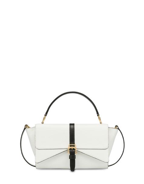 Pollini You Design bag WHITE/BLACK