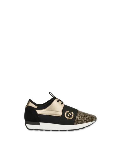 Sneakers Elastic Run NERO/NERO/NERO/PLATINO