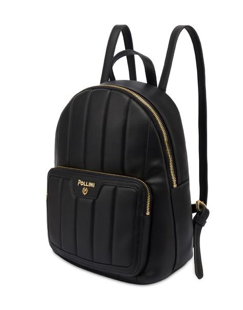 Shiny Tank Backpack BLACK/BLACK
