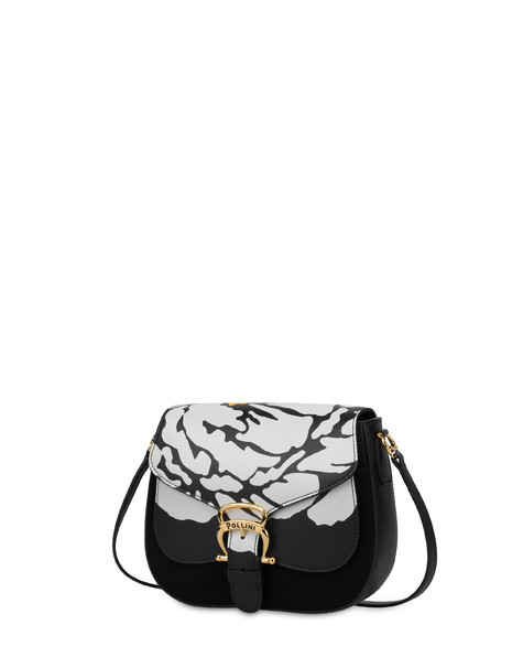 Petal bag Anemone BLACK/BLACK