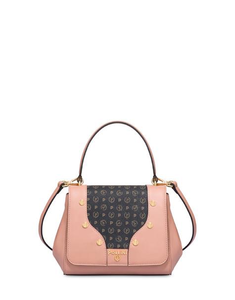 Karluv Most handbag OLD ROSE/BLACK