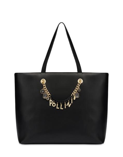 Shopping bag Charms BLACK