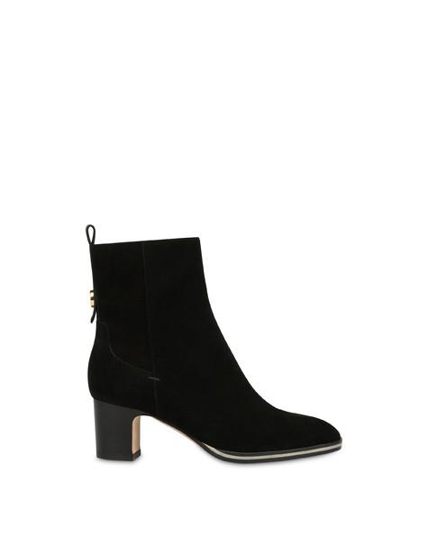 Marne suede ankle boots BLACK/BLACK