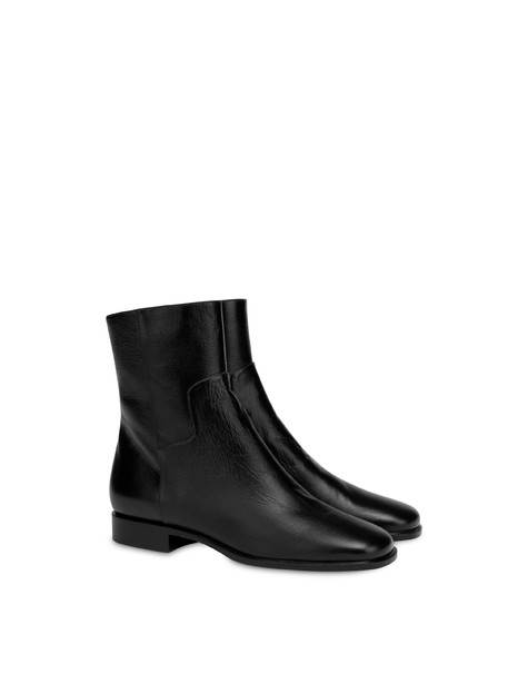 Galanta ankle boot with zip BLACK