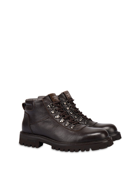Budapest moose calf leather boots SACHER