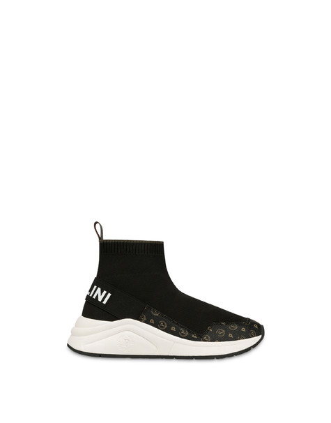 Sock sneakers Logo Heritage NERO