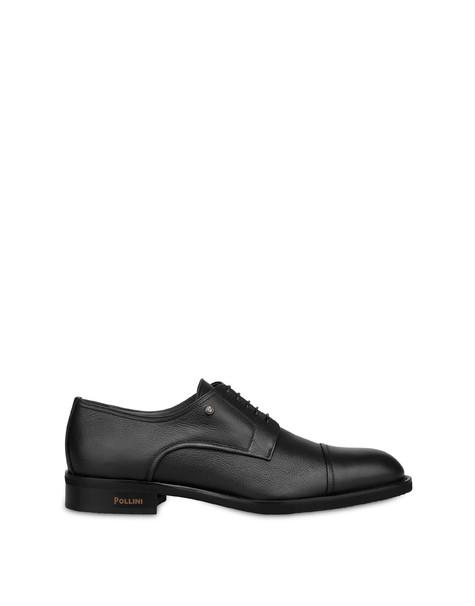 Gentlemen's Club calf leather Derby BLACK