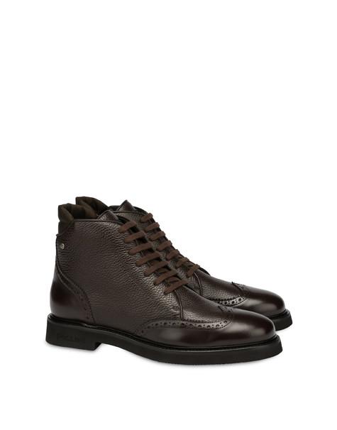 Wien calf leather lace-up ankle boots SACHER/SACHER/SACHER