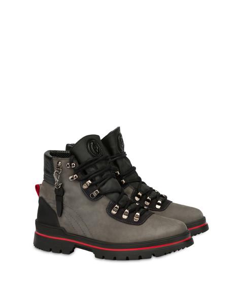 Pollini Ice Cracker mountain boots LONDON SMOKE/LONDON SMOKE/BLACK/BLACK/BLACK