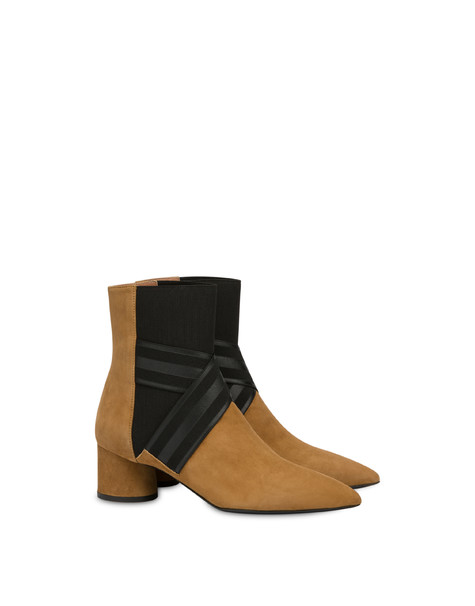 Cross Roads suede ankle boots WAFER
