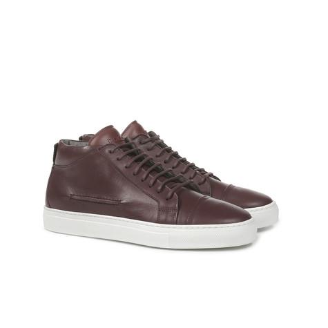 Sneakers Burgundy