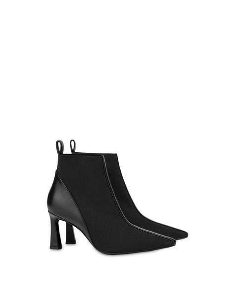 Comfy Walking boots BLACK