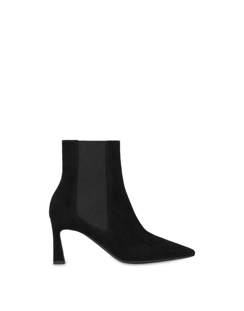 Sissi suede boots BLACK