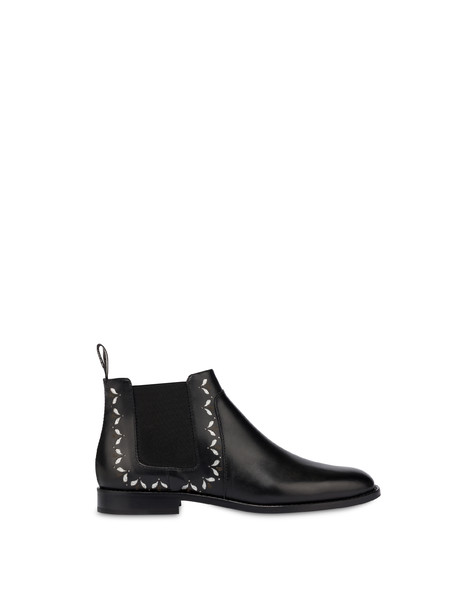 Beatles in The Palace Dome calfskin BLACK/SILVER