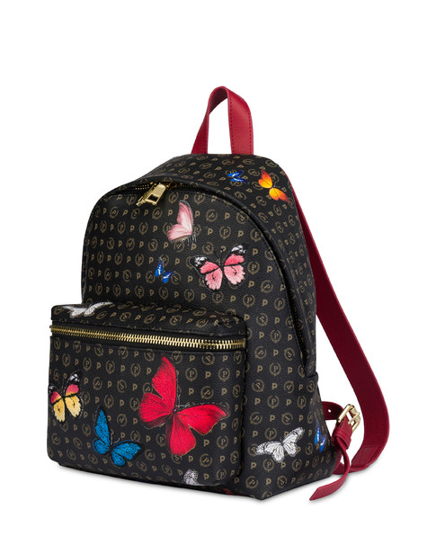 Zaino Heritage Butterfly Collection NERO/ROSSO