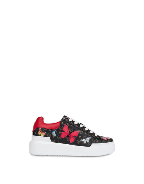 Heritage Butterfly Collection sneakers BLACK/RED