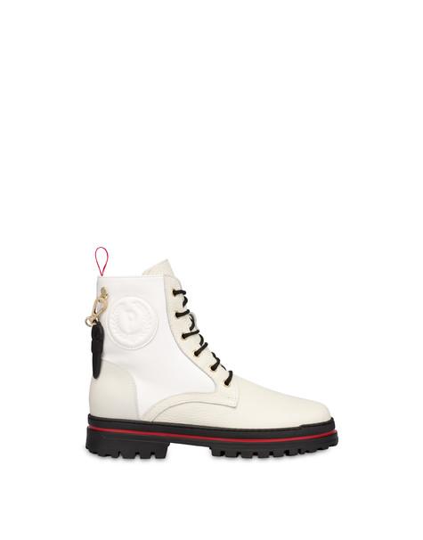 Ice Cracker combat boot PORCELAIN/WHITE/PORCELAIN