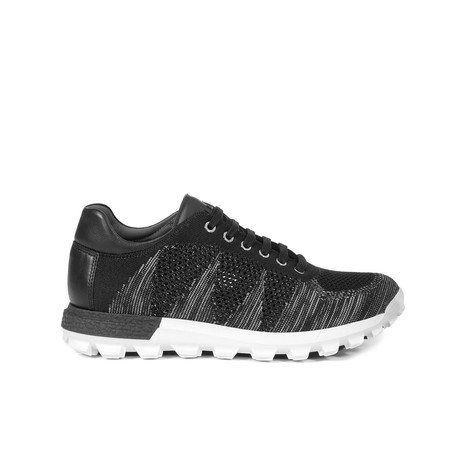 Sneakers Nero-grigio-bianco