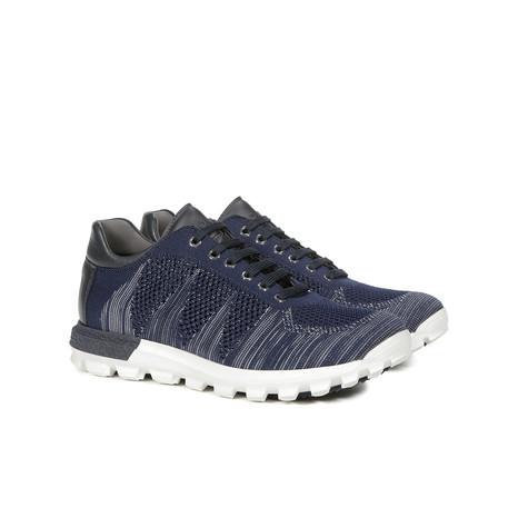 Sneakers Notte-bianco-perla