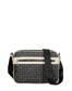 Messenger bag Black/ivory