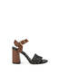 Sandals Black/brown