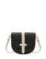 Shoulder bag Black/ivory