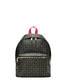 Backpack Black/fuchsia