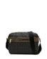 Messenger bag Black/bronze