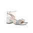 Sandals Silver/white