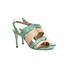 Sandals Nude/mint