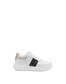 Sneakers Black/platinum/white
