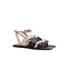 Sandals Black/nude
